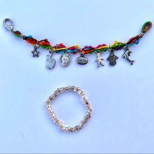 Children's bracelet set
